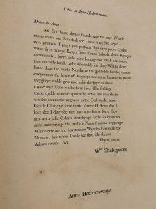cute love letters for boyfriend shakespare in love print