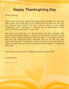 cute love letters for boyfriend thanksgiving love letter for boyfriend husband