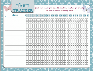 daily planner printable pdf habit tracker png