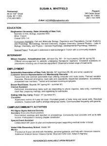 data analyst resume entry level resume samples