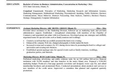 database administrator resume marketing resume objective statement examples resume examples