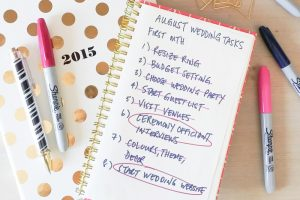 day of wedding checklist the worst wedding planning tips you should avoid