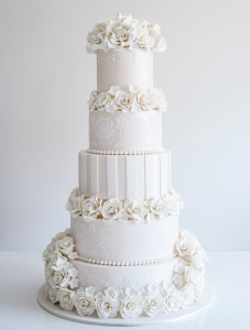 day of wedding checklist wedding cakes