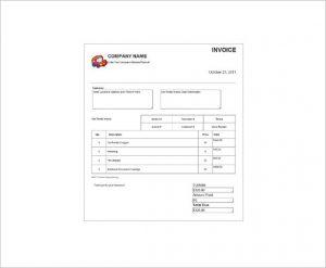 deposit receipt template car rental receipt template download