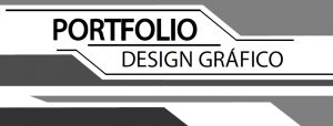 design portfolio template banner
