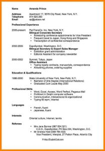 divorce agreement sample simple cv example