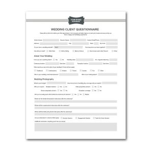 divorce settlement agreement template wedding photography contract template