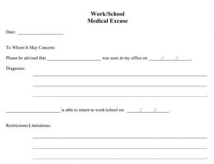 doctors note for work template abdcfcefea fake doctors note for work notes template