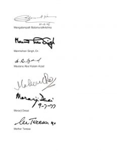 doctors notes for school rare collection signatures