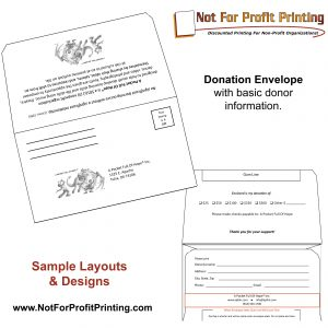 donation envelope template donation envelope