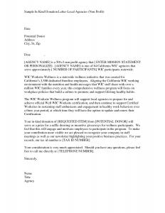 donation request letter for non profit non profit donation letters request