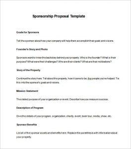 donation request template sponsorship proposal template dhgcokfm