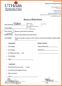 dr excuse template urgent care doctors note doctors note template pdf doctors note