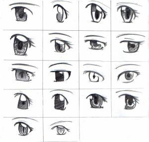 drawing of batman anime eye sketches images about mangaanime eye images on pinterest anime