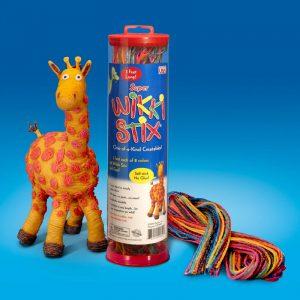 early childhood lesson plans super wikki stix giraffe display