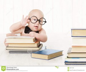 early childhood lesson plans baby glasses books kids early childhood education development smart child preschool reading concept over white