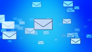 email back ground