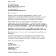 email letter format sample cover letter via email