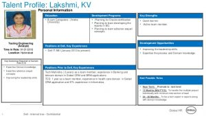 employee agreement template talent profile template