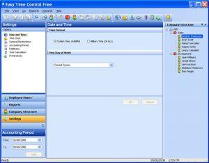 employee attendance tracking scanner clock