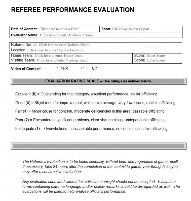 employee comments on performance review what to write