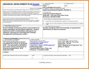 employee development plan template employee development plan template employee development plan template individual development plan template kmspmat