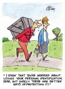 employee disciplinary form privacy cartoon