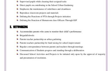 employee evaluation questions accomplishment report grade six