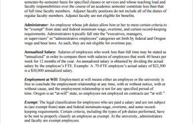employee handbook examples employee handbook free download