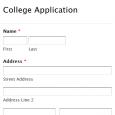 employee reimbursement form college application