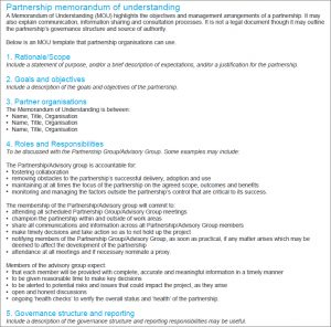 employee write up form free printable partnership memorandum of understanding