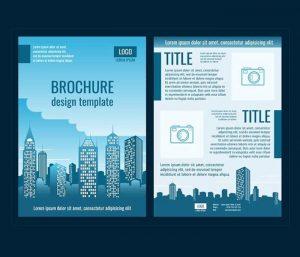 employee write up sample construction company brochure design templates