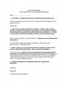 employee written warning template written warning template zkpqrsu