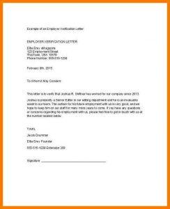 employment acceptance letter job confirmation letter from employer proof of employment letter