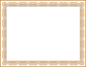 employment agreement sample certificate border templates blank printable certificate borders templates
