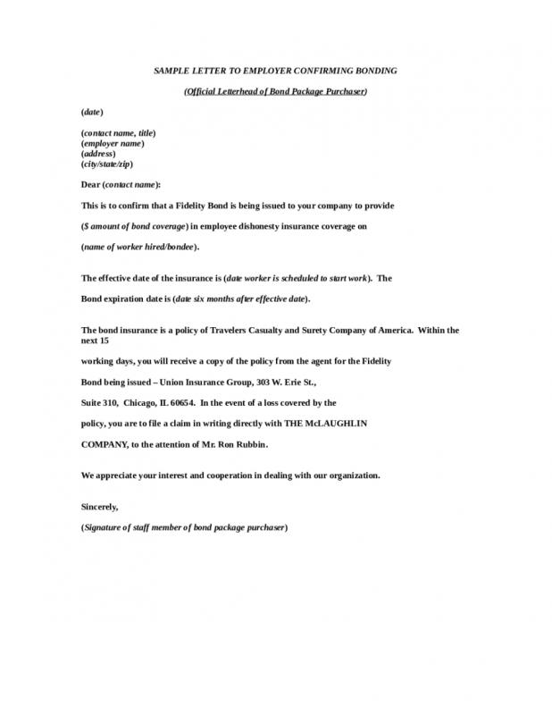 employment offer letter templates