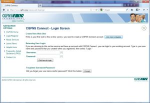 employment verification form template application login