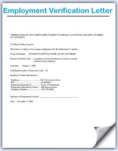 employment verification letter template employee work verification letter apology letter