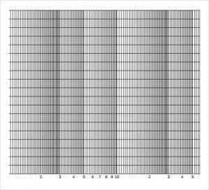 engineering paper printable semilog graph paper download for free