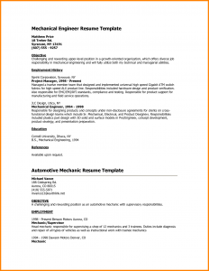 engineering resume objective career objective sample for engineers mechanical engineer resume template with employment history