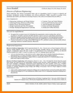 engineering resume objective software engineering resume objective