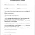 enterprise rental agreement car lease agreement template