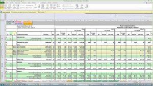 estimate template excel construction estimating spreadsheets
