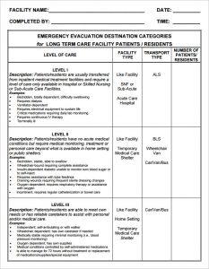 evacuation plan template home evacuation plan template sample