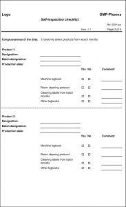 event checklist template e afp