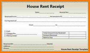 event checklist template rent receipt samples house rental receipt format
