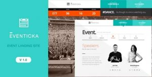event landing page eventicka event landing page ticketing