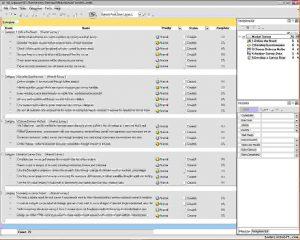event plan template excel survey template