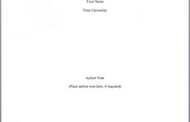 eviction notice letter apa format title page mla format regarding apa cover page