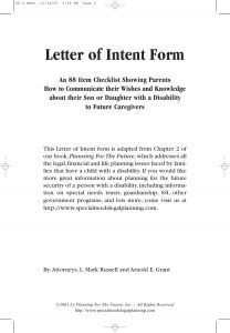 example letter of intent letter of intent image